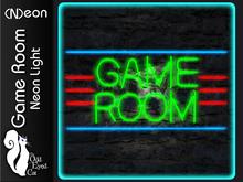 >^OeC^< (N)eon - Game Room Mesh Neon Light