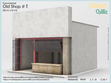 Old Shop #1 (Mesh) [Lemon Chilliz]