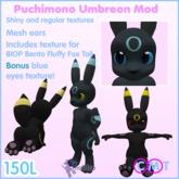 moldco Puchimono Umbreon Mod