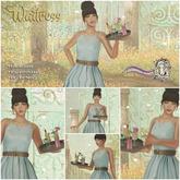 Fashiowl Poses - Waitress // BOX