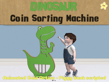 [Killi's] Dino Coin Sorting Machine