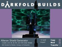 Alteran Shield Generator