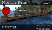 North Pier - Summer SALE - 20 %