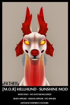 +FATHER+ [M.O.R] Hellhund Mod - Sunshine