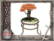 bonsai decorating