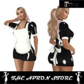 Magenta - Latex Maid Uniform