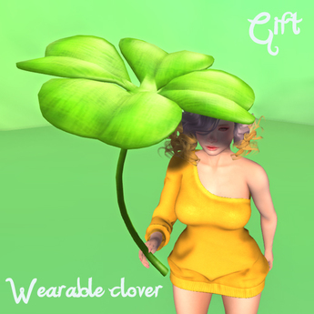 Giant clover cover