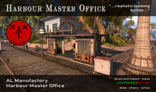 Harbour Master Office - Summer SALE - 20 %