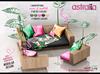 Astralia - Tropical outdoor lounge (Full set) PG