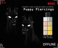 Found Footage - Hellhund Puppy Piercings