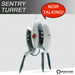 Aperture's Sentry Turret [Actually Works]