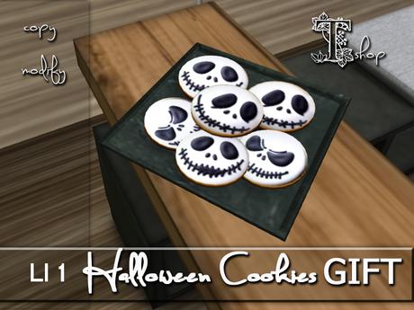 Halloween Cookies GIFT