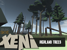 Skye Xeni Highland Trees Pack