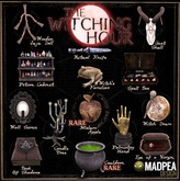 MadPea - The Witching Hour - Ritual Knife