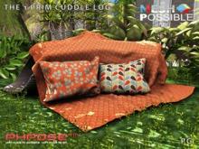 1 Prim Cuddle Log 1,000+ Animations PG COPY