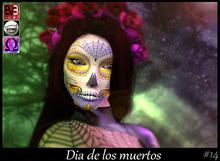 *!* dia de los muertos 14