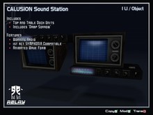 [1A] - CALUSION Sound Station