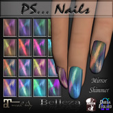 PS...Nails Mirror shimmer HUDS(add me)