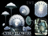 E.V.E Cyber Flowers [WHITE]