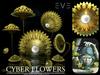 E.V.E Cyber Flowers [GOLD]
