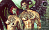 Juna: Skalle tattoo Man for TMP, ADAM, Signature, Slink, Altamura, Belleza, Omega and Classic Avatar