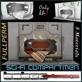 KOKEM SHOP-Fullperm.SCI-FI COMPARTMENT(WEAR ME) BOX