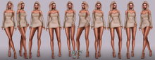 Overlow Poses - Pack 100
