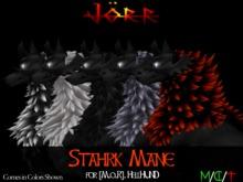 [Jorr] Stahrk Mane for [M.O.R.] Hellhund