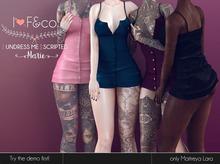 [I<3F] - Marie [undress me]
