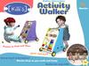 [Killi's] Baby Activity Walker - Interactive Toys