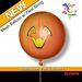 Balloon - Happy Pumpkin Halloween