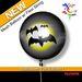 Balloon - Bats and Moon Halloween