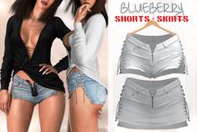 Blueberry - Felicity - Shorts & Skirts - White