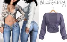 Blueberry - Jolene - Tops with Bra - {Extra 6}