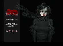 Dark Secrets - Windy Scarf BOX