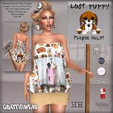 Graffitiwear Lost Puppy Costume