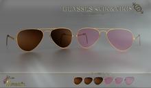 Romazin - Glasses <Vik&Viki>