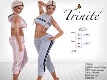 Trinite Love Hoodie and Sweats Pastels (wear me to unpack)