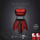 **Mistique** Sybil Red (wear me and click to unpack)
