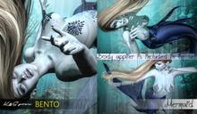 <K&S> Mermaid. Bento poses + omega applier
