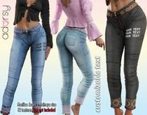 adorsy - Marilice Pants Jeans Fatpack - Maitreya