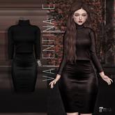 Valentina E. Karin Ensemble Black