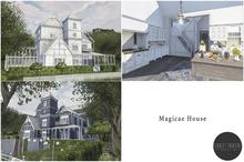Scarlet Creative Magicae House