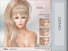 Amacci Hair - Inia - DEMO