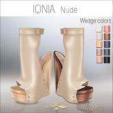 Amacci Shoes - Ionia - Nude