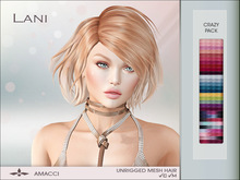 Amacci Hair - Lani - Crazy Pack