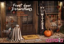 Astralia - Halloween Front Door Decors (Fatpack)