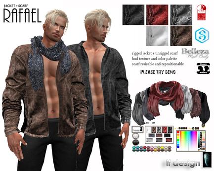 [lf design] Rafael