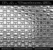 Textura metal prata
