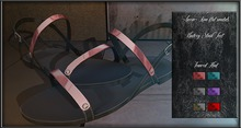 Awear- Kim flat sandals